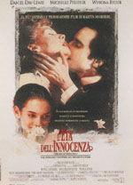 Film DVD - L' Età dell' innocenza Letade10