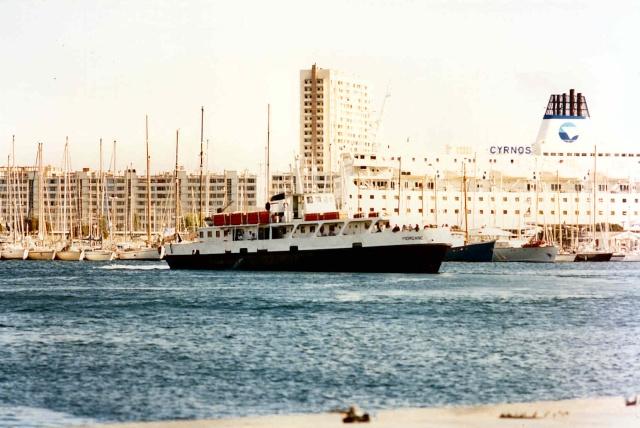 [Marins des ports] La Mélusine Morgan10