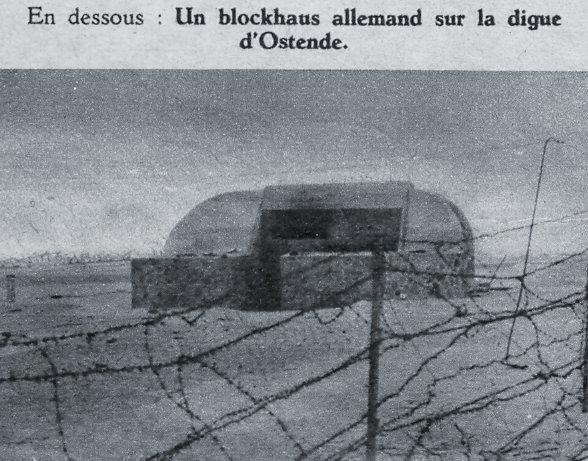 Ostend bunker Kasino WW2 Numari14
