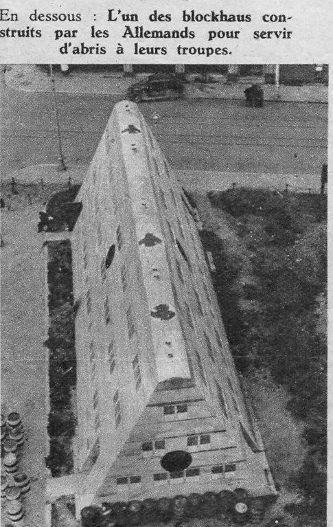 Ostend bunker Kasino WW2 Numari15