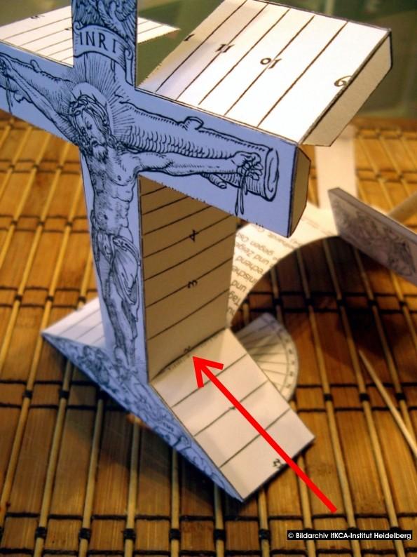 Baubericht: Ältester bekannter Kartonmodellbogen Bild_111