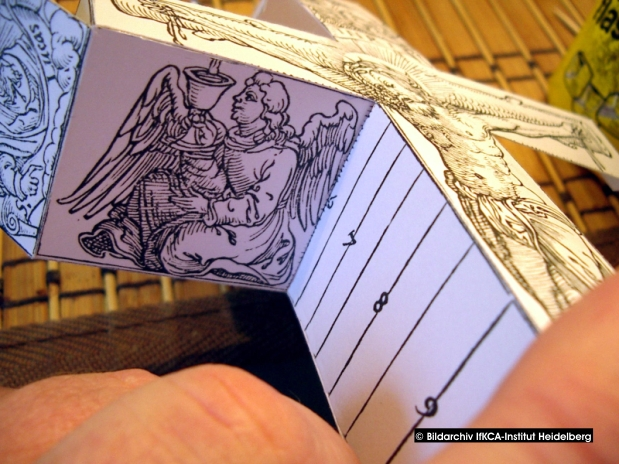 Baubericht: Ältester bekannter Kartonmodellbogen Bild_113