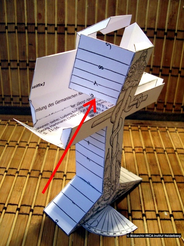 Baubericht: Ältester bekannter Kartonmodellbogen Bild_114