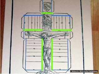Baubericht: Ältester bekannter Kartonmodellbogen Bild_211