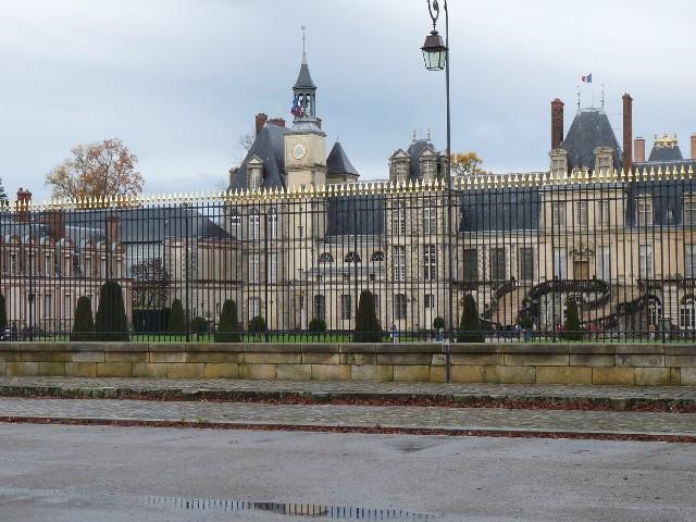 Promenade dans les jardins de Fontainebleau 1110