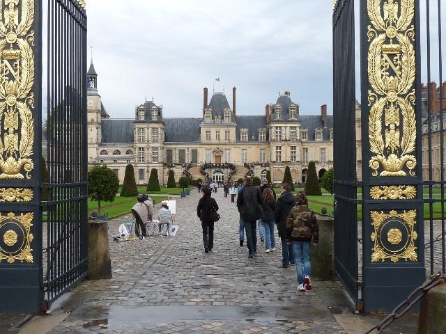 Promenade dans les jardins de Fontainebleau 2110