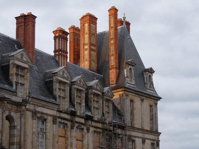 Promenade dans les jardins de Fontainebleau 25110