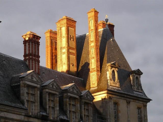 Promenade dans les jardins de Fontainebleau 26110