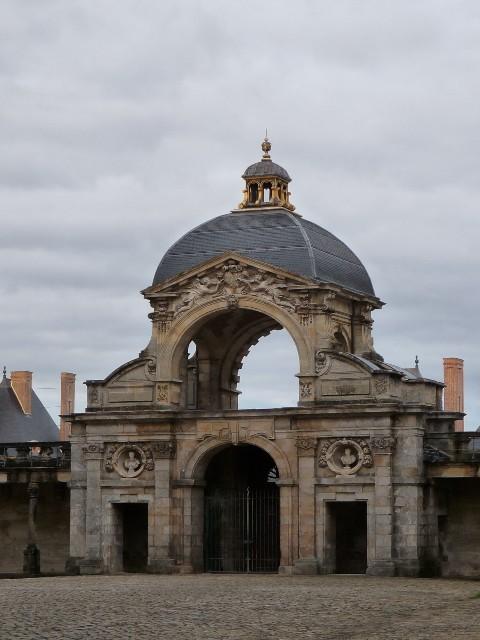 Promenade dans les jardins de Fontainebleau 28110