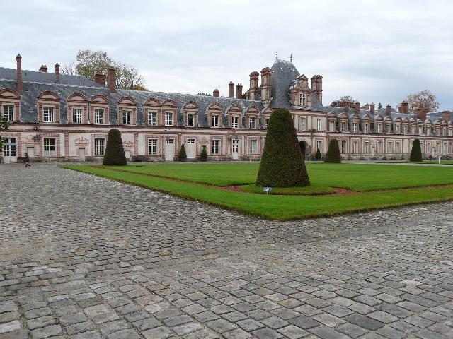 Promenade dans les jardins de Fontainebleau 4110