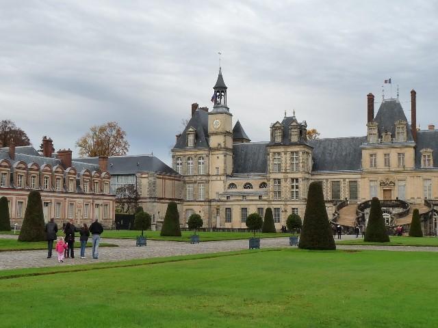 Promenade dans les jardins de Fontainebleau 5110