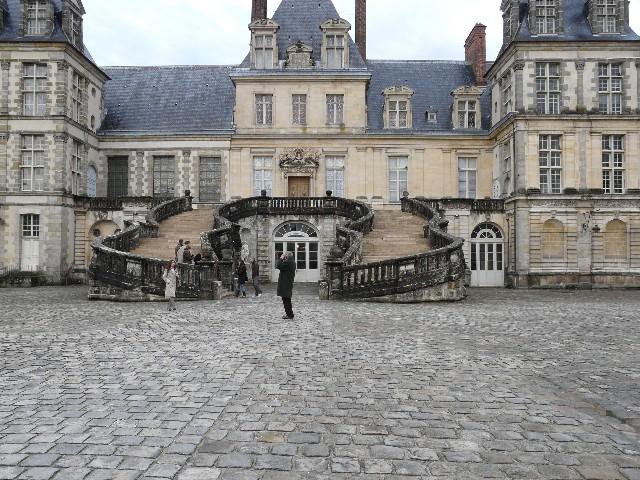 Promenade dans les jardins de Fontainebleau 6110