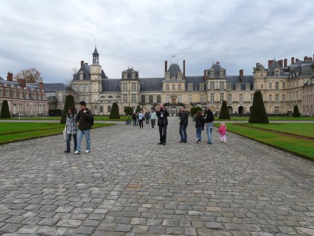 Promenade dans les jardins de Fontainebleau P1030613
