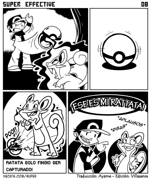 Parodia de Pokémon (version juegos GameBoy) 0810