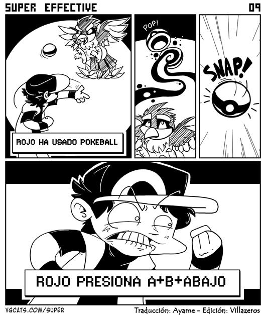 Parodia de Pokémon (version juegos GameBoy) 0910
