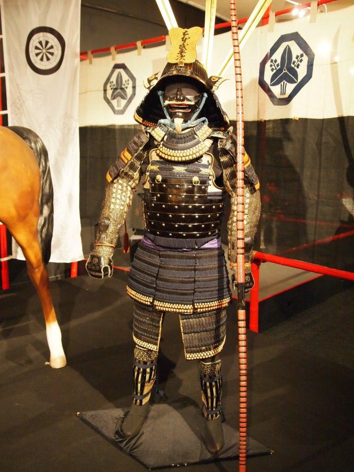 Exposition à Kiev: armures samourai (photos) 52252510
