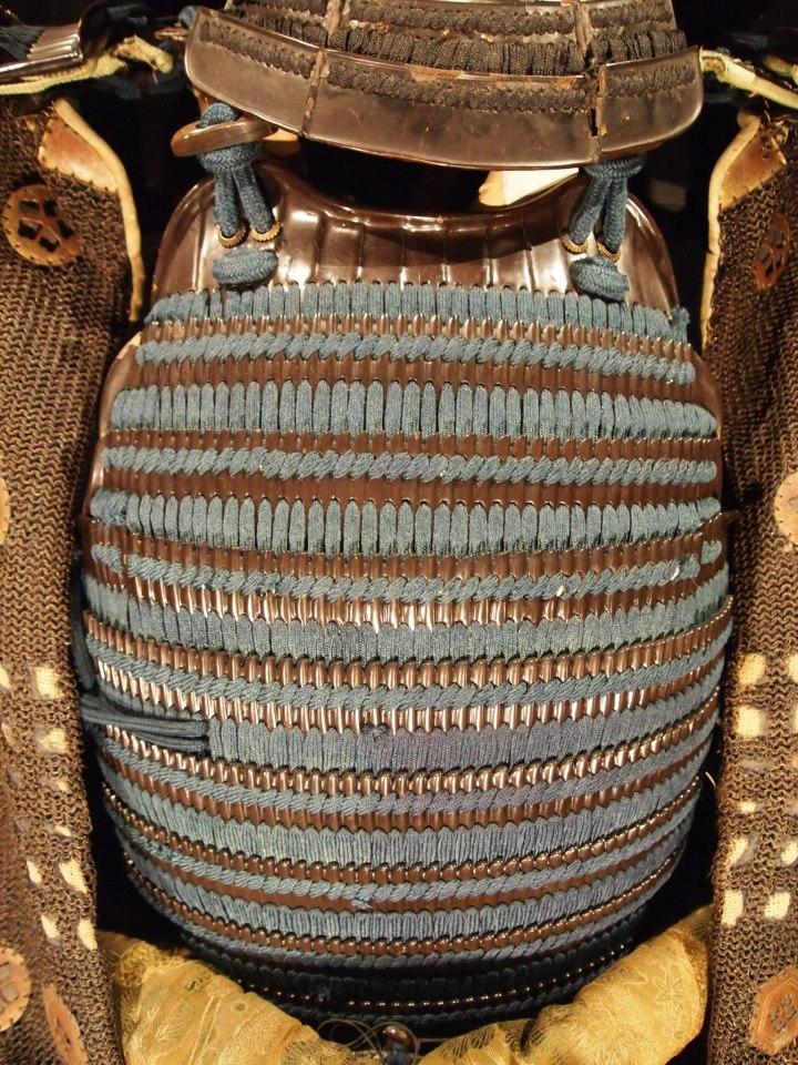 Exposition à Kiev: armures samourai (photos) 55977410