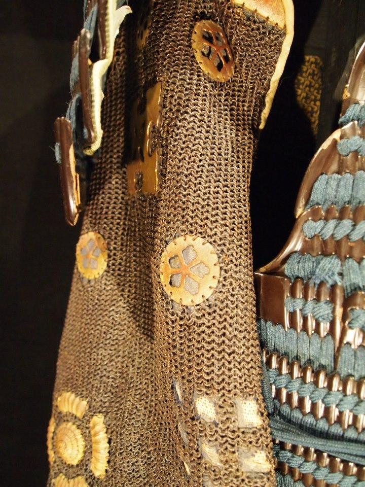 Exposition à Kiev: armures samourai (photos) 57802510