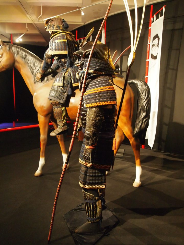 Exposition à Kiev: armures samourai (photos) 60164510
