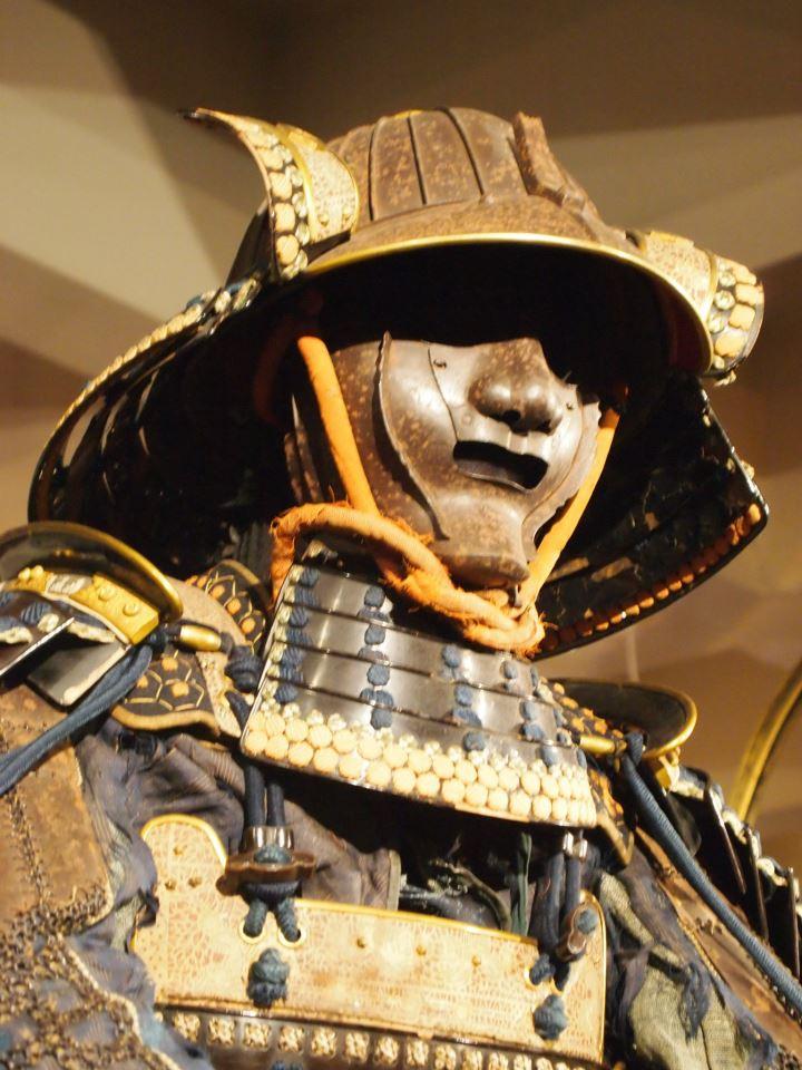 Exposition à Kiev: armures samourai (photos) 67072_10