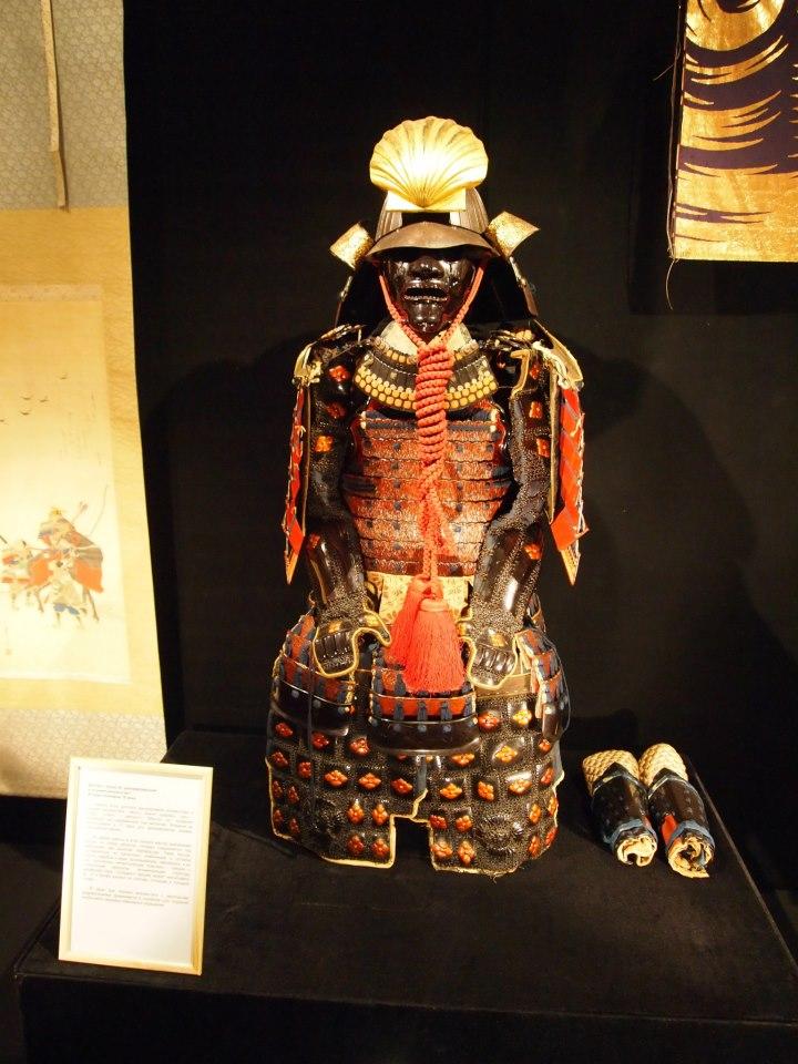 Exposition à Kiev: armures samourai (photos) A11