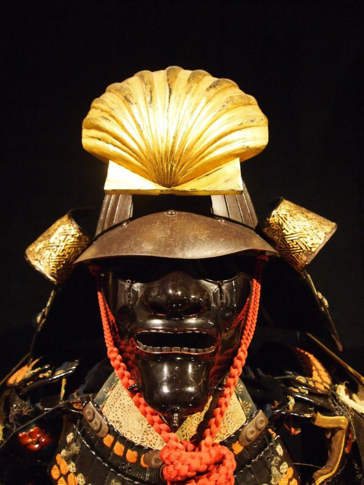 Exposition à Kiev: armures samourai (photos) Aaa10
