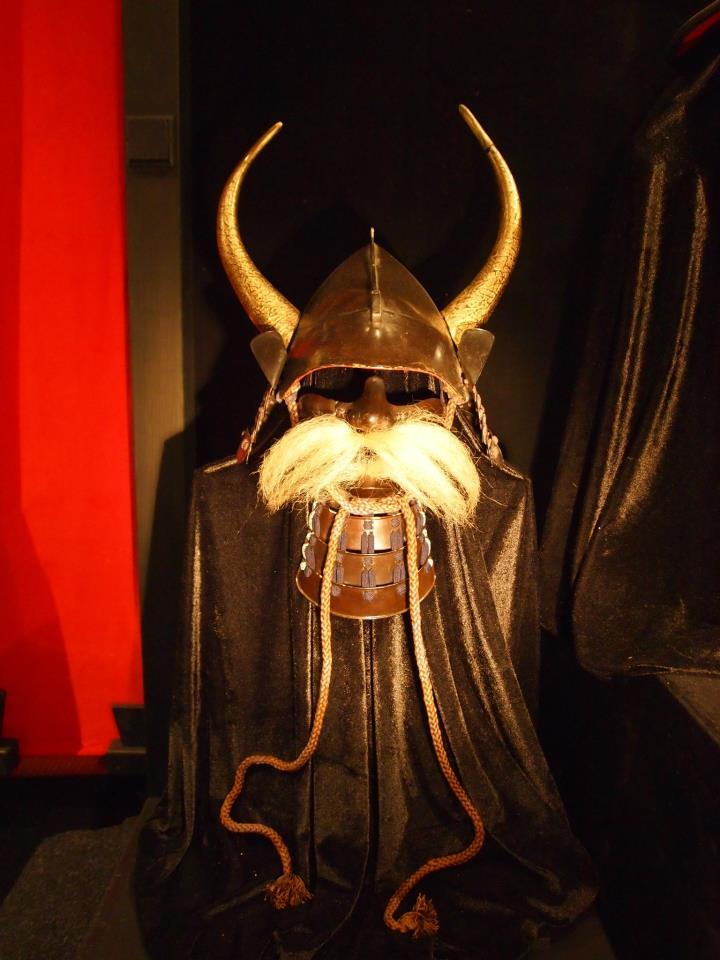 Exposition à Kiev: armures samourai (photos) Aaaa10
