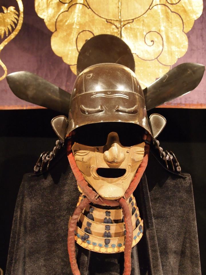 Exposition à Kiev: armures samourai (photos) Aaaaaa10