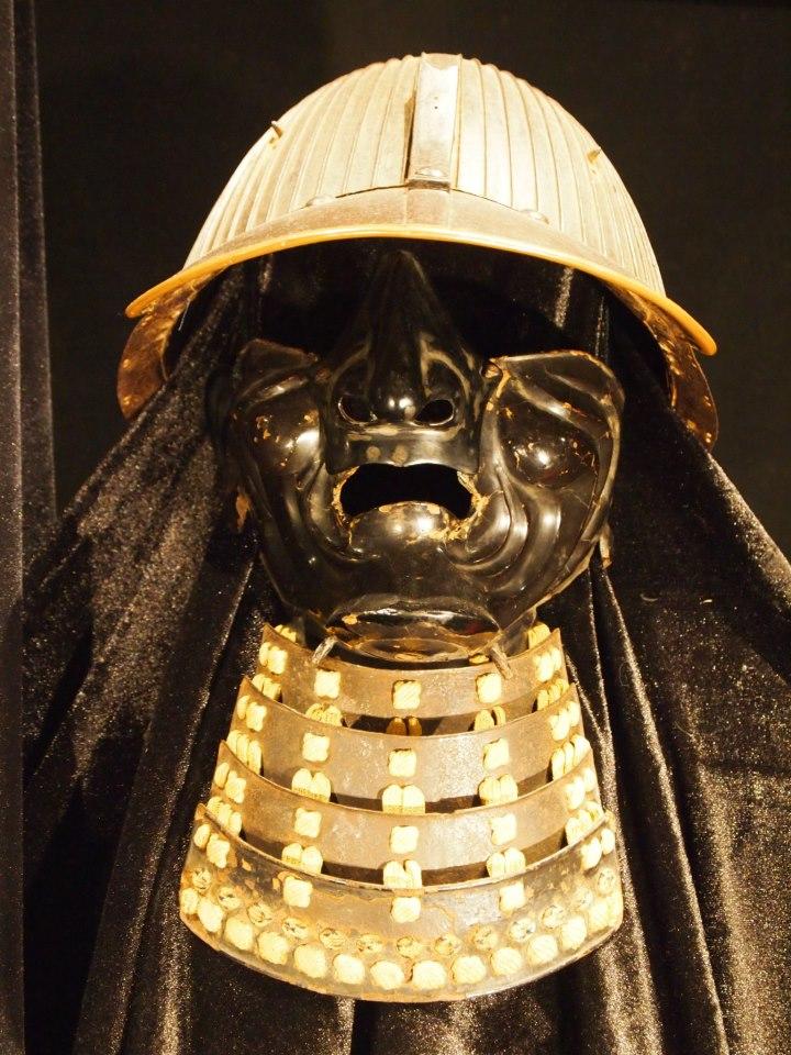 Exposition à Kiev: armures samourai (photos) B10