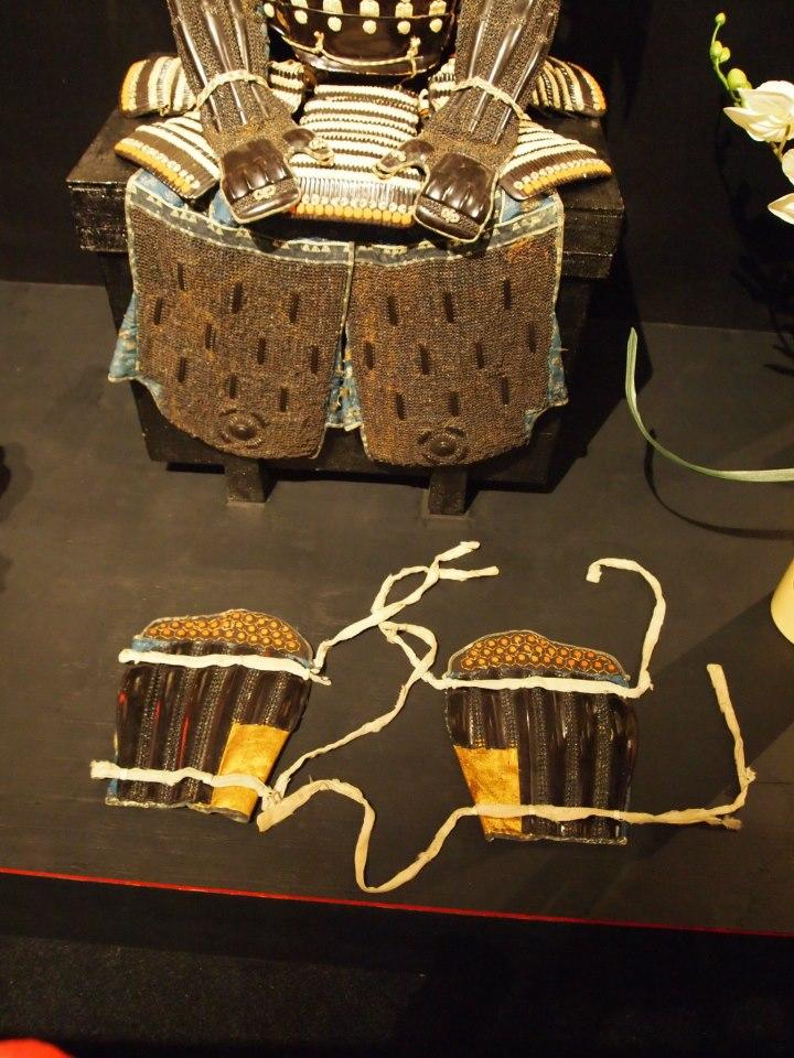 Exposition à Kiev: armures samourai (photos) Bbbbb10