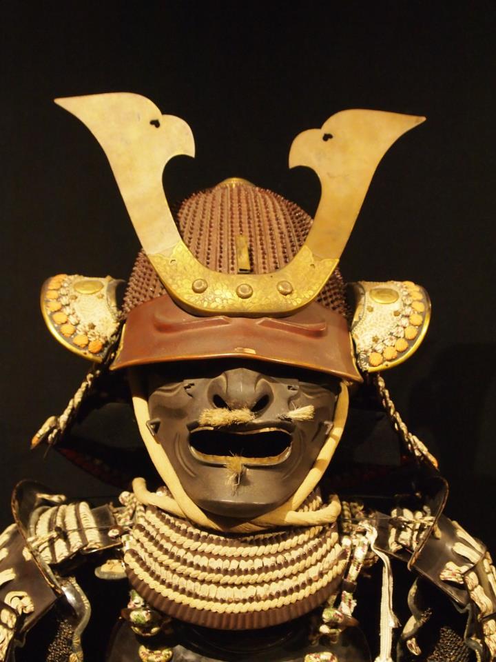 Exposition à Kiev: armures samourai (photos) C10