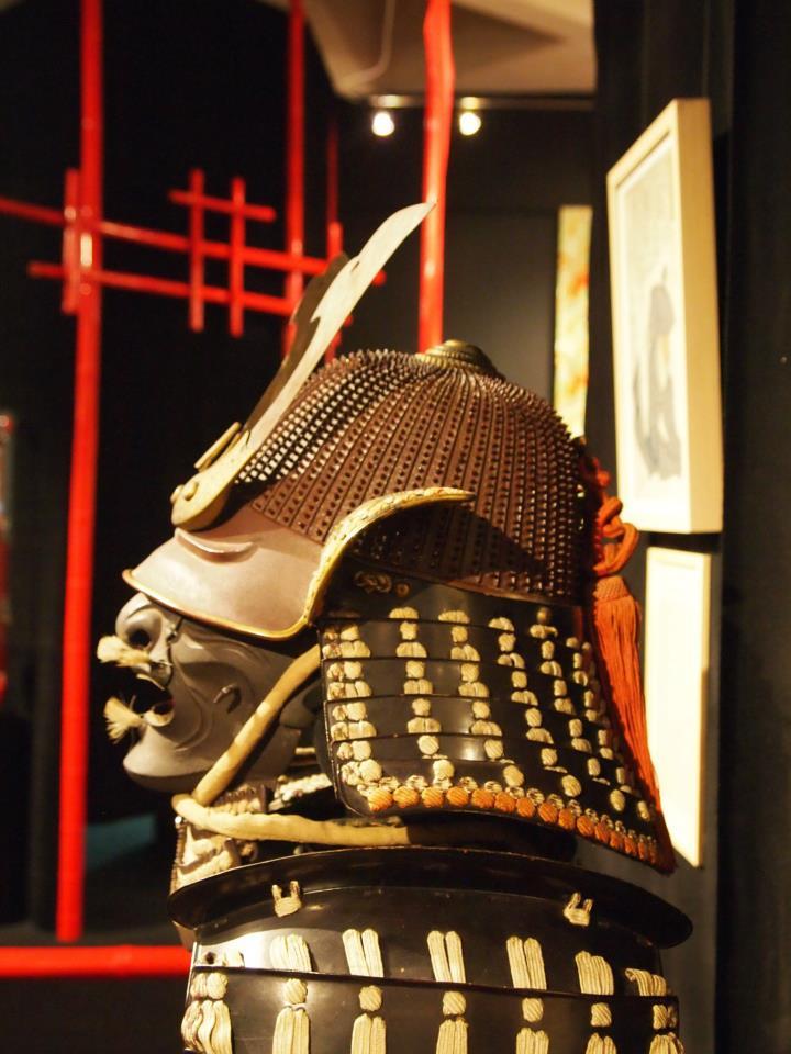 Exposition à Kiev: armures samourai (photos) Ccc10