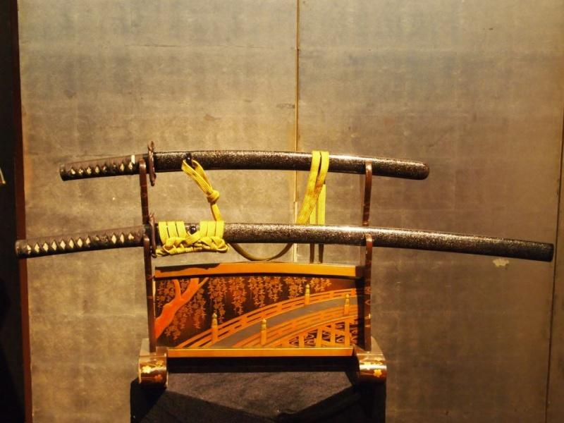 Exposition à Kiev: armures samourai (photos) Ddddd10