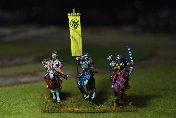 Samurai: armée de  DAIDOJI MASASHIGE  (1533-1590) Dsc_7015