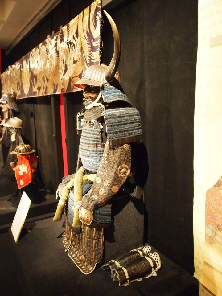 Exposition à Kiev: armures samourai (photos) Ee10