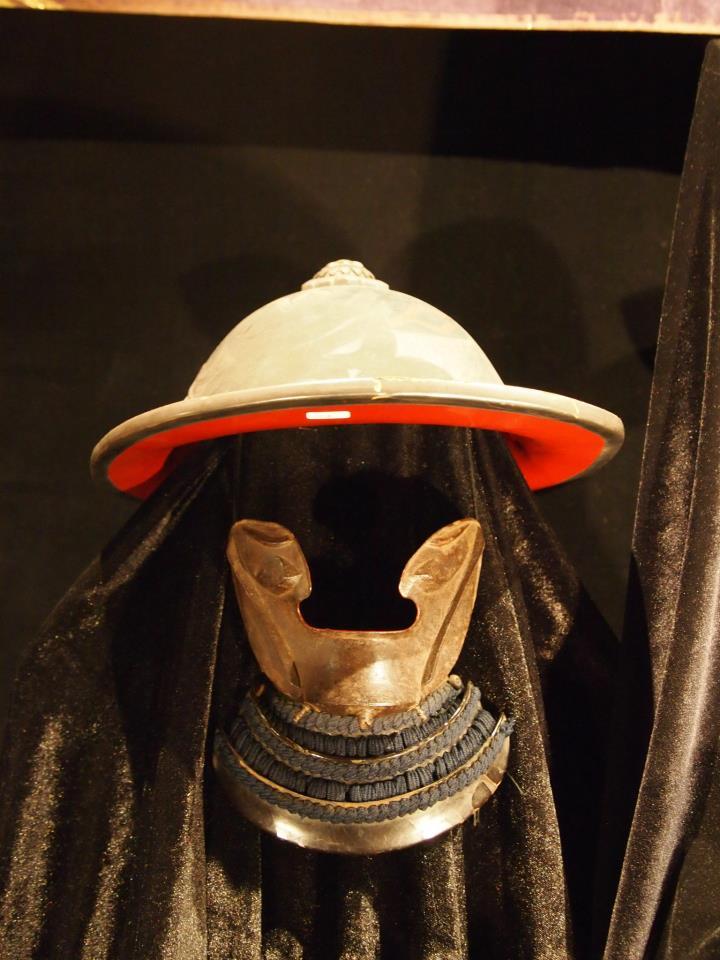 Exposition à Kiev: armures samourai (photos) Gg10