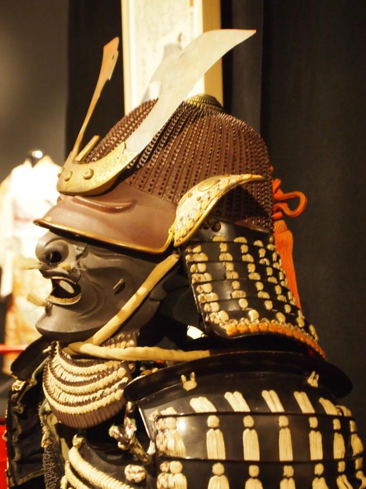 Exposition à Kiev: armures samourai (photos) H10
