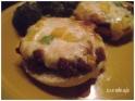 Tacos sur muffins anglais: Taco_s10
