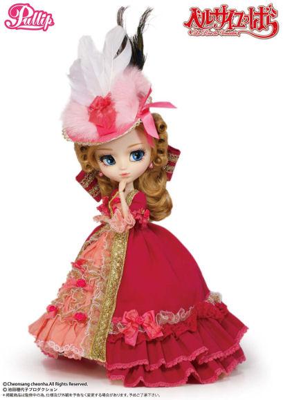 Juin 2013 : Pullip Marie Antoinette Antoin11