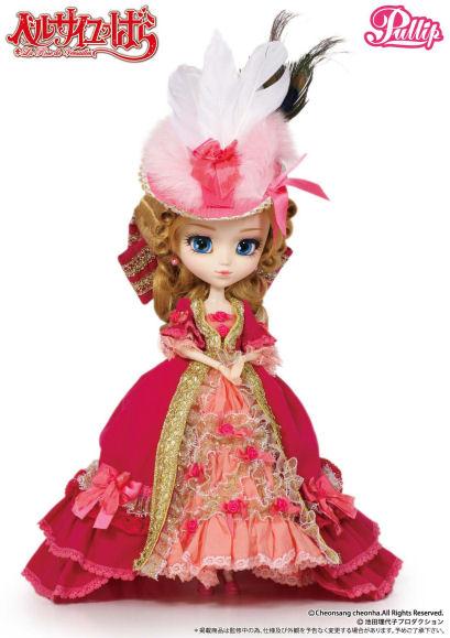 Juin 2013 : Pullip Marie Antoinette Antoin14