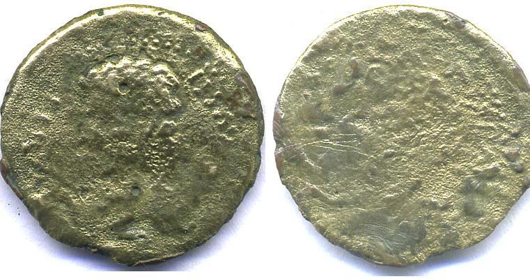 Dupondio de Colonia Patricia, reinado de Augusto. Grannn14