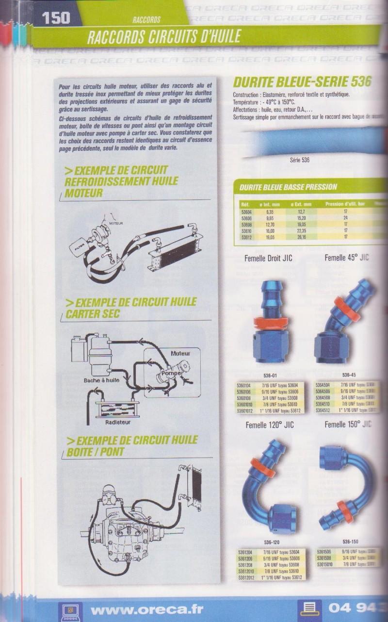 Durite Avia pour radiateur d'huile Oreca_11