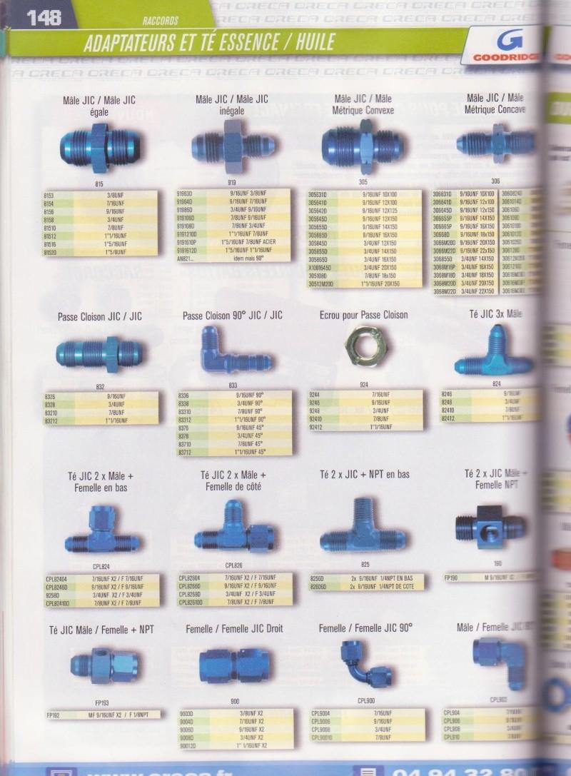 Durite Avia pour radiateur d'huile Oreca_13