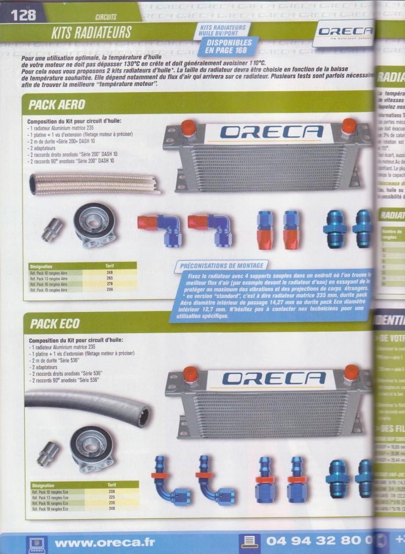 Durite Avia pour radiateur d'huile Oreca_14