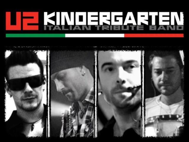 U2 Kindergarten: l'evento a Roma del 16/02 e le prossime date U2kind10