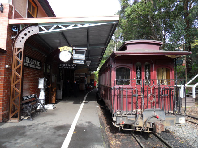 Puffing Billy Puffin10