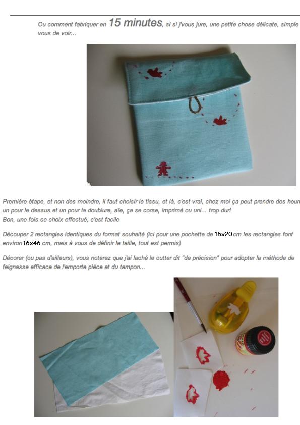 Pazapas pochette à rabat EXTRA-ULTRA-SIMPLE (pour Noël) Pochet11