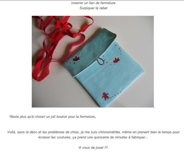 Pazapas pochette à rabat EXTRA-ULTRA-SIMPLE (pour Noël) Pochet12