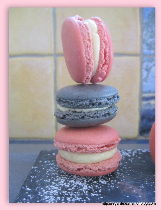 Macarons au chocolat blanc Img_0011