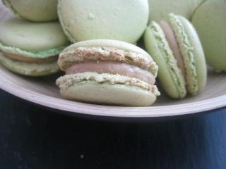 Macarons au café Img_0013
